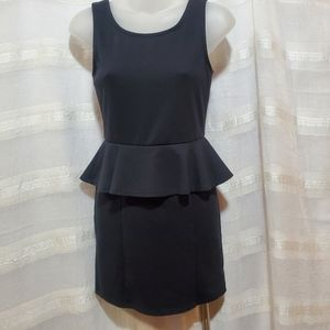 American eagle sleeveless black dress